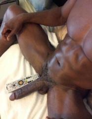 Big black dick penis